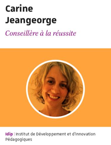 Carine Jeangeorge
